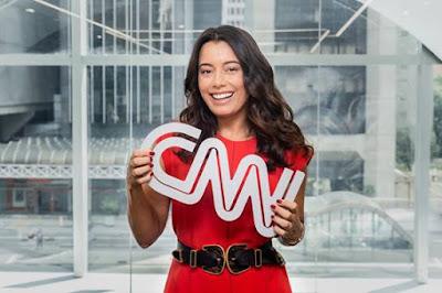 """Daniela Filomeno comanda o """"CNN Viagem & Gastronomia""""_Crédito: Kelly Queiroz"""