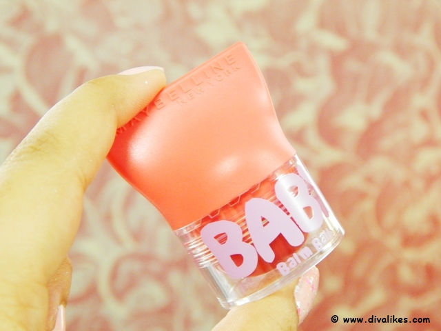 Maybelline Baby Lips Balm Ball Kiss Of Rose Review Diva