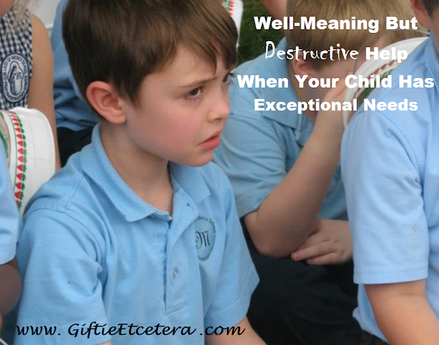 special needs, parenting, exceptional needs