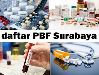 pedagang besar farmasi Surabaya