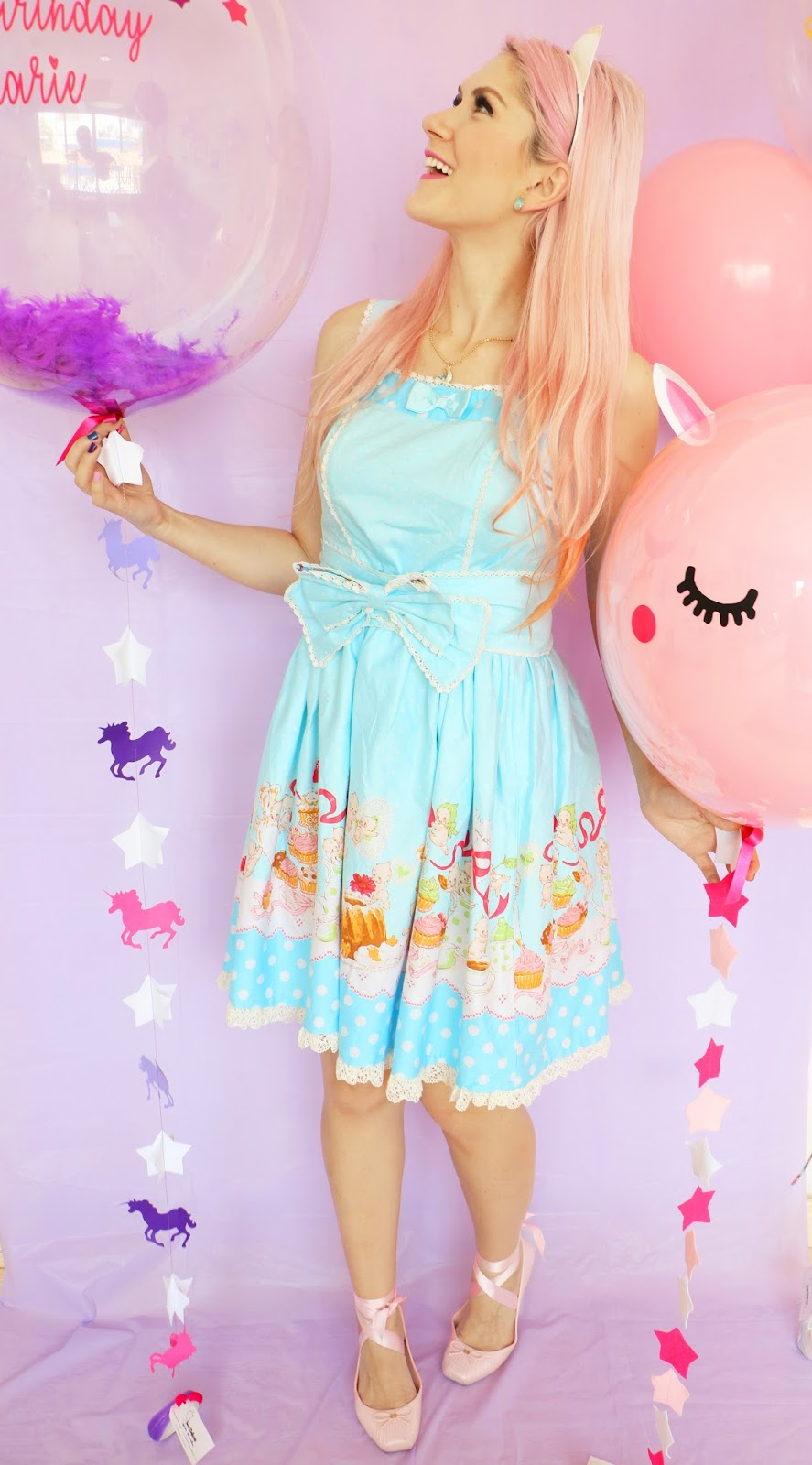Cute Lolita Dress from Japan