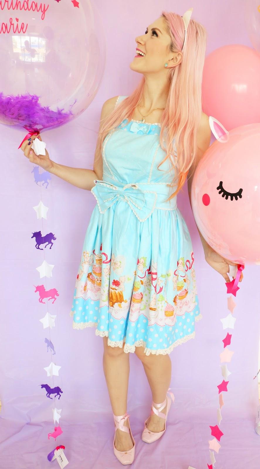 Cute Lolita Dress from Japan