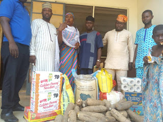 I Care Project : Jci Premier pays visit to Juvenile Remand home and child care unit Ibadan