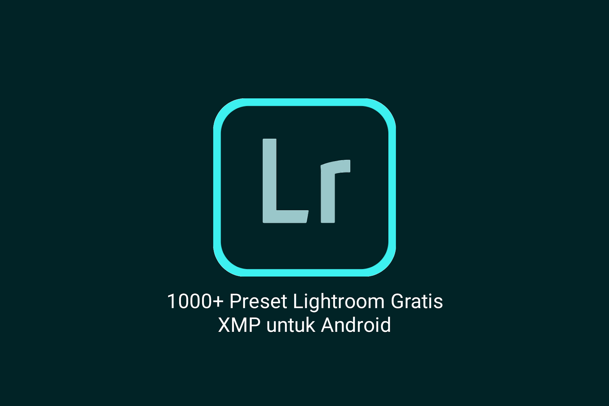 1000+ Preset Lightroom Gratis XMP untuk Android
