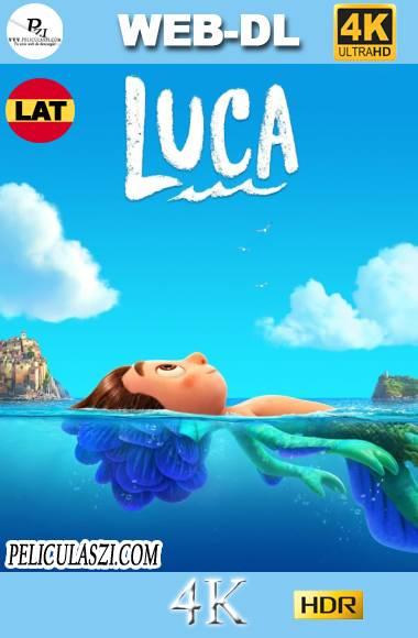 Luca (2021) Ultra HD WEB-DL 4K HDR Dual-Latino