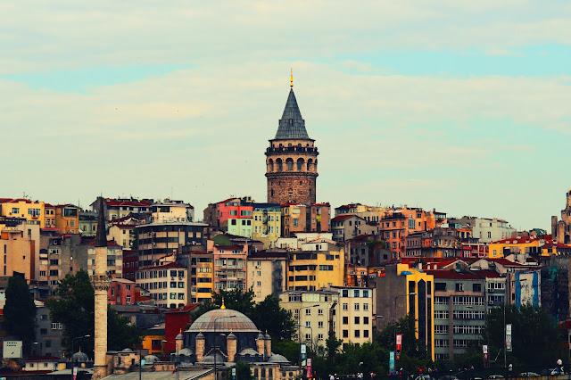 Do Aeroporto de Istambul para o centro da cidade