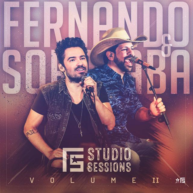 Fernando e Sorocaba FS Studio Sessions Vol.2 Acústico 2016 Fernando e Sorocaba FS Studio Sessions Vol.2 Acústico 2016 CD Fernando Sorocaba FS Studio SessionsVol