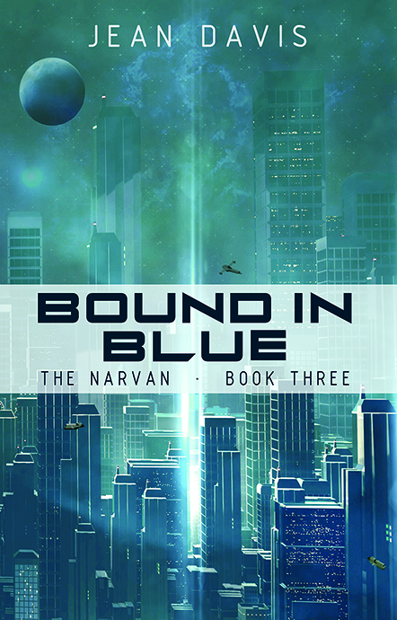 Bound In Blue : The Narvan #3