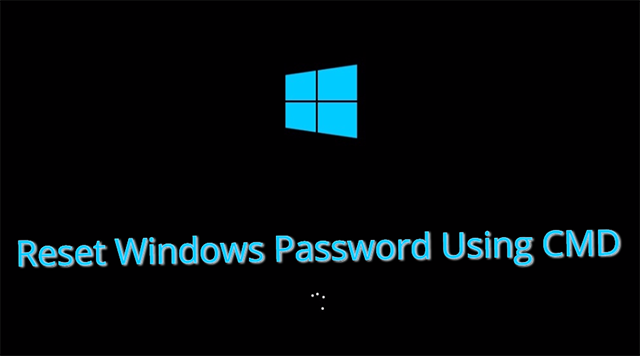 Cara reset password Windows menggunakan CMD