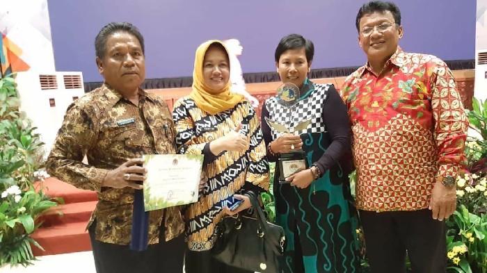 Sukses Terapkan Kampung Iklim, Pemkab Sinjai Diganjar Penghargaan