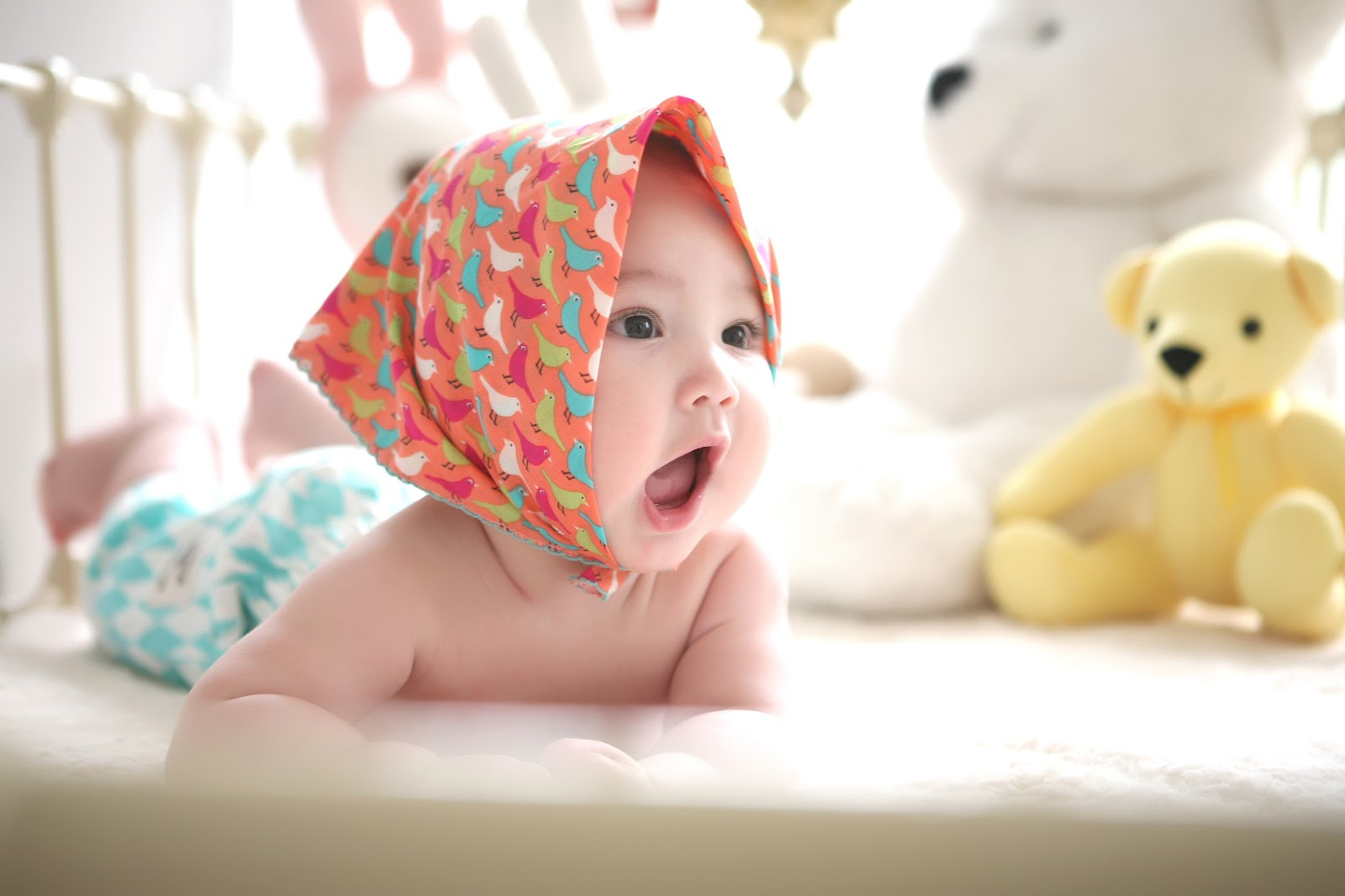 Adorable Baby Images HD Photography Wallpapers