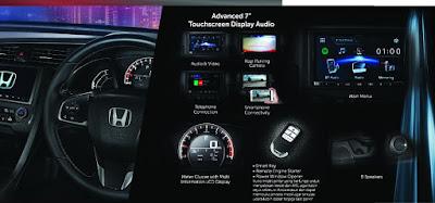 Harga Honda CIVIC 1.5 Turbo ,hatchback dan Spesifikasi