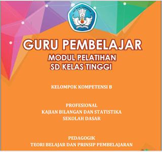 Modul PKB Guru Pembelajar SD Kelas Tinggi KK-B - https://bloggoeroe.blogspot.com/