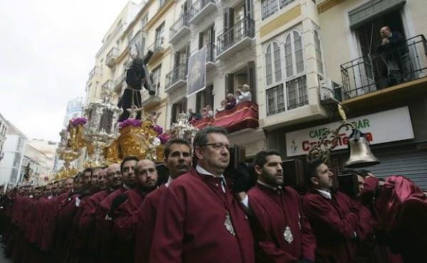 Los Viñeros de Málaga saldrá en la iglesia de los Mártires a partir de 2020