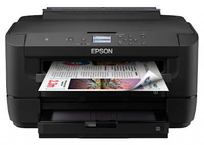 Epson Workforce WF-7210DW Driver Download