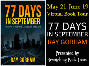 Guest Post with author Ray Gorham
