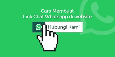 Cara Membuat Link Chat Wa di Blog
