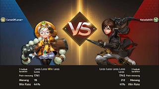 Tips menang Ladder di game DragonNest Mobile