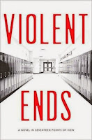Violent Ends by Shaun David Hutchinson book cover and review