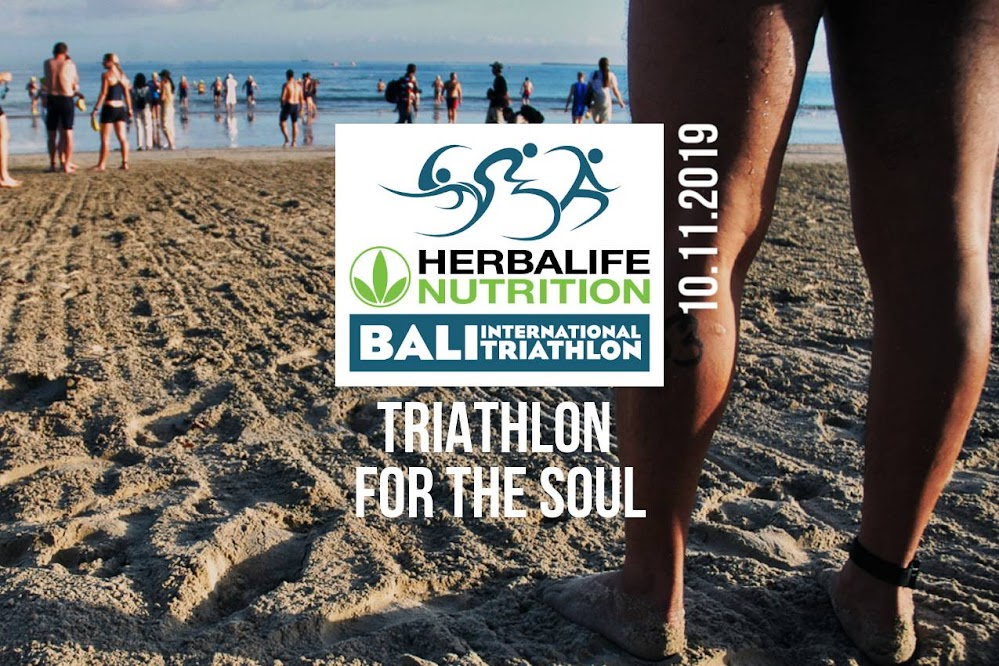 Herbalife Bali International Triathlon • 2019
