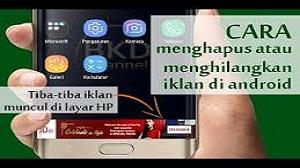 Cara Menghilangkan Iklan di HP OPPO