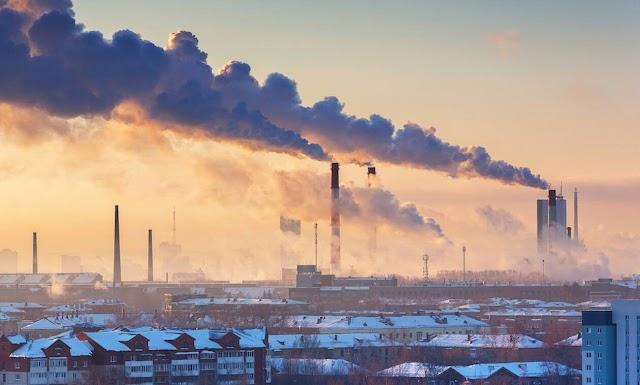 Αύξηση σε επίπεδα ρεκόρ των εκπομπών διοξειδίου του άνθρακα βλέπει ο Διεθνής Οργανισμός Ενέργειας
