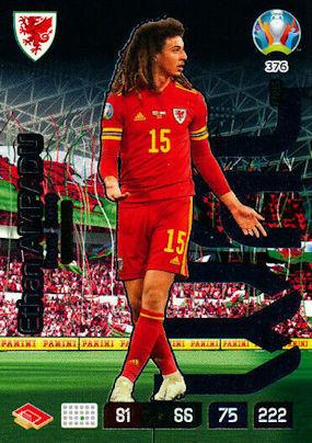 Panini Adrenalyn XL UEFA Euro EM 2020 équipe mate nº 36 Stefan Posch
