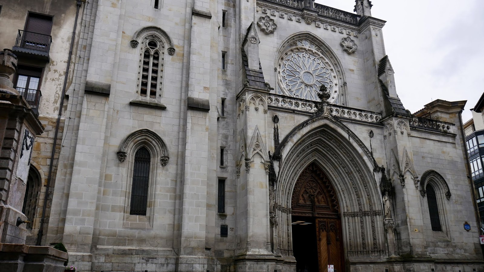 Cathédrale de Santiago Bilbao Pais Vasco España