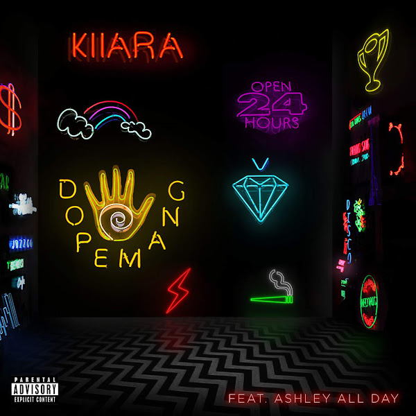 Kiiara - dopemang (feat. Ashley All Day) - Single Cover