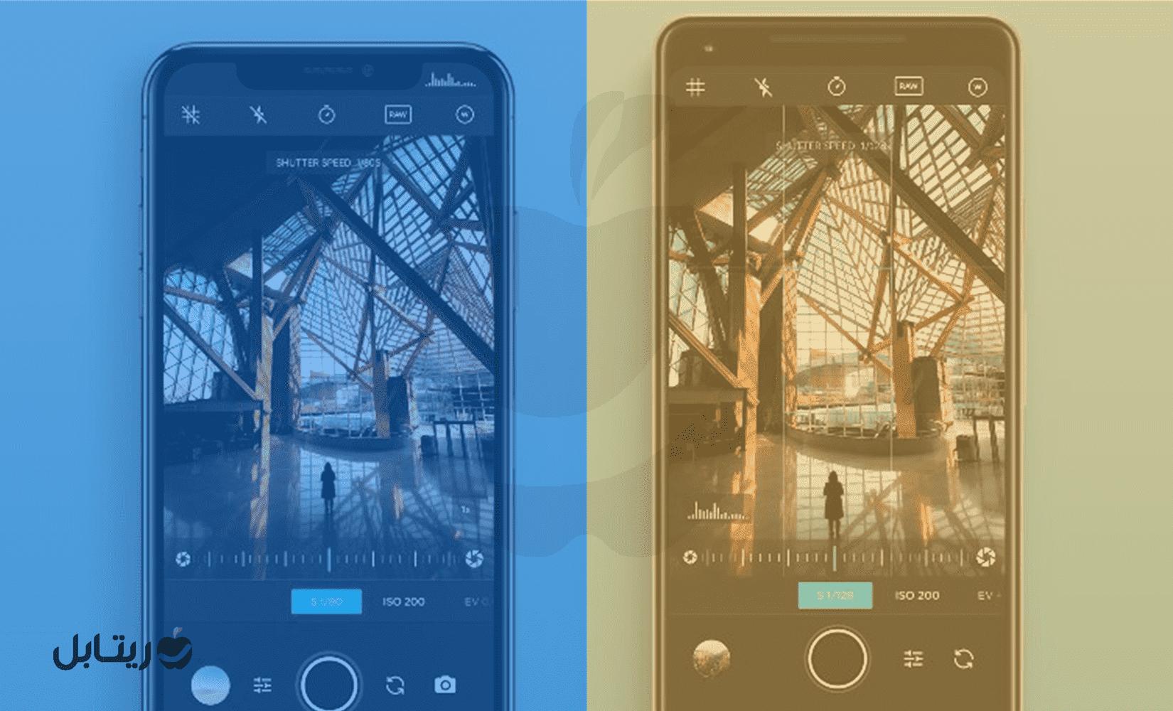 تطبيق Pro Camera by Moment