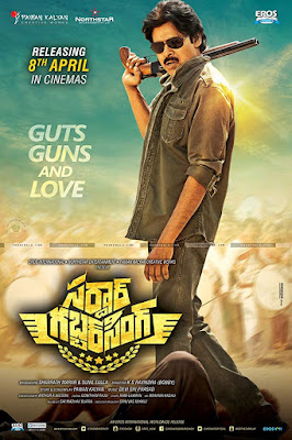 Sardaar Gabbar Singh 2016 Dual Audio Hindi 720p WEB-HD 1.5GB ESub