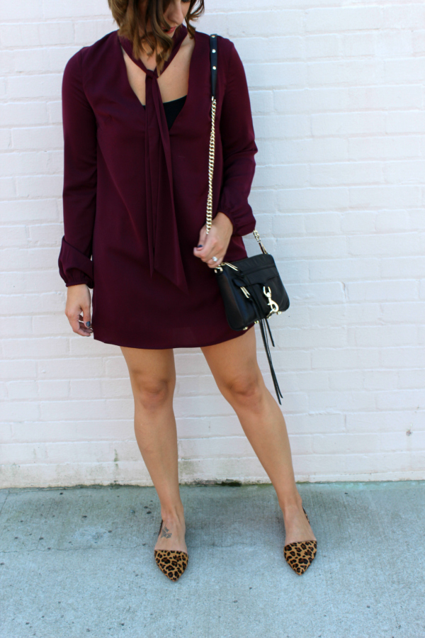 how to style a dress for fall, tobi