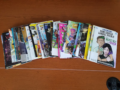 Free Comic Book Day comics arriving in 2 research libraries