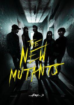 los nuevos mutantes gratis, descargar los nuevos mutantes, los nuevos mutantes online
