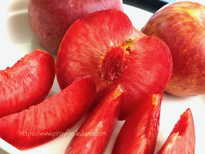 Saturday Shutter Delights | Nutritious Red Plum