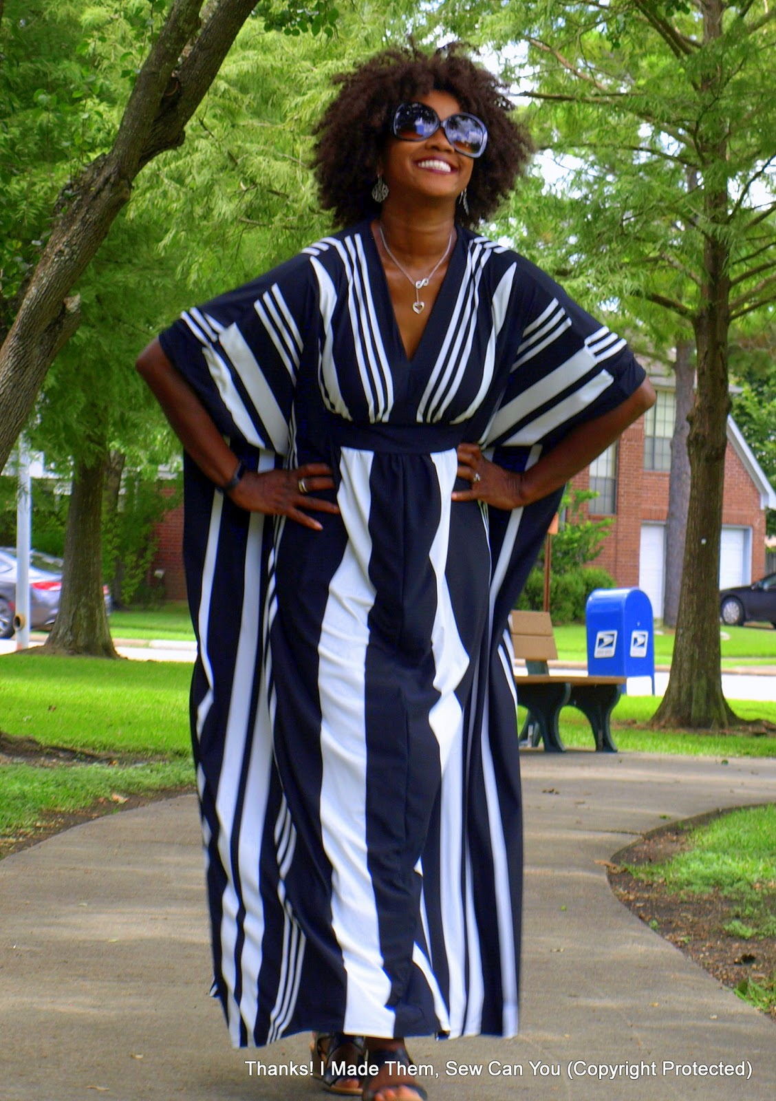b2194a98da98f3 Thanks! I made them!: Falling in Love With Caftans