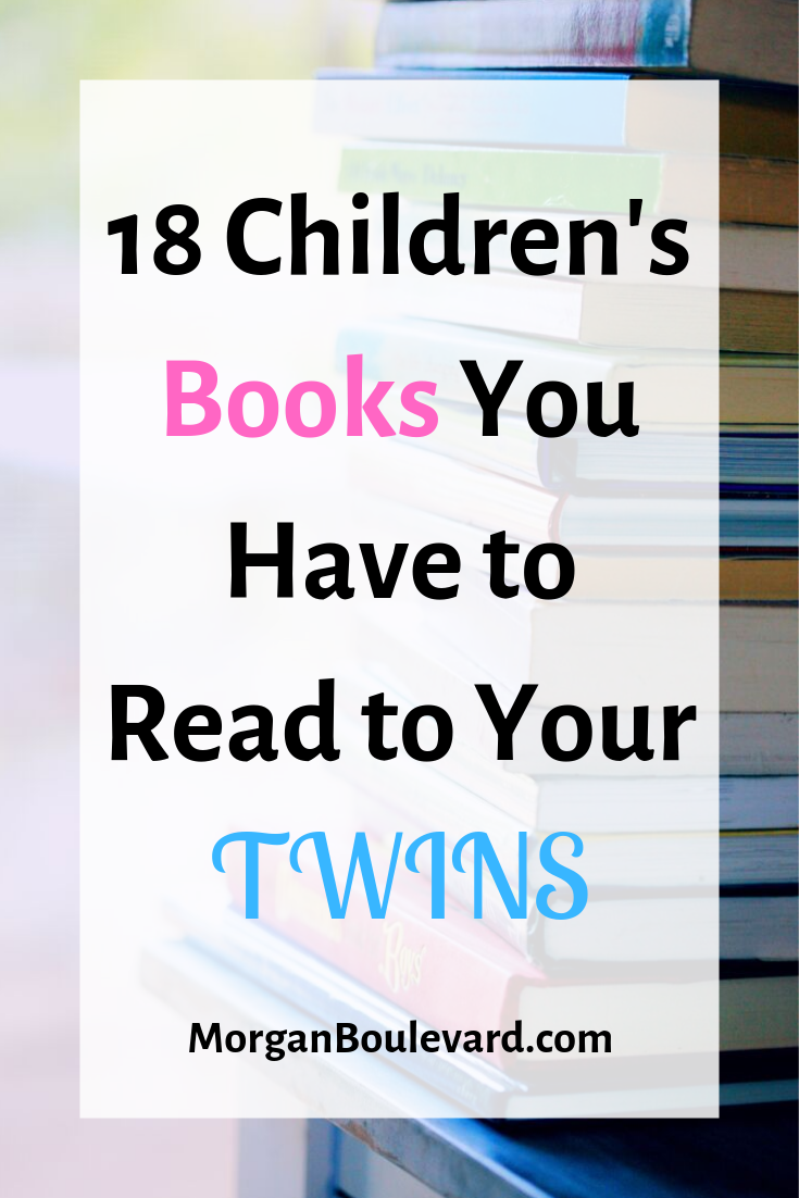 childrens books for twins