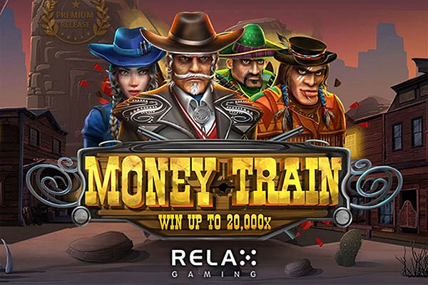Main Gratis Slot Demo Money Train (Relax Gaming)