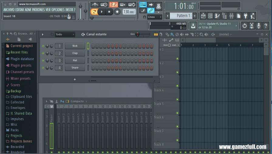 FL Studio 12.4 Full Español