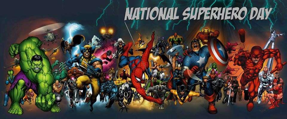 National Superhero Day Wishes Photos