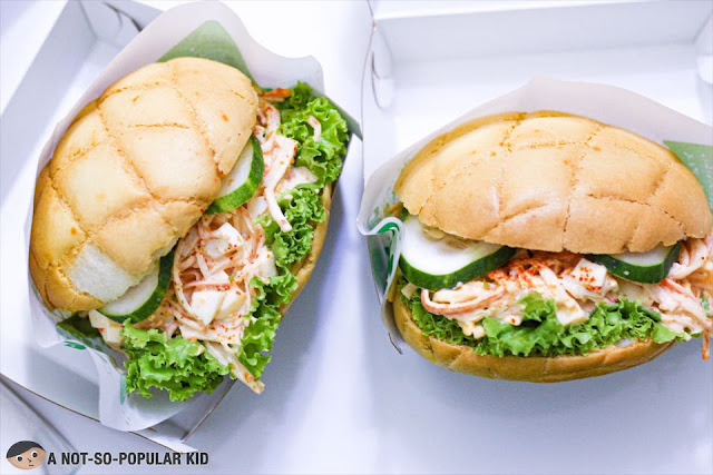 Melonpan's Savory Sandwich and Thirst Quenching Drinks - Delivery Review