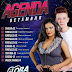 Agenda de Shows Setembro 2016 - Banda A Loba