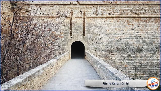 Girne-Kalesi-Giris