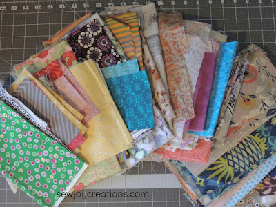fabric pull churn dash fabrics