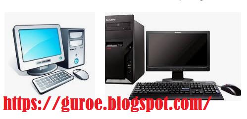 Macam Contoh Perangkat Keras Komputer (Hardware) dan Macam Contoh Perangkat Lunak Komputer (Software)
