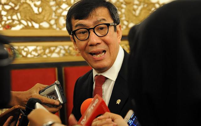 Menteri Yasonna Laoly Didesak Publikasikan SK DPP Partai Demokrat Versi AHY