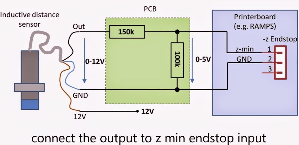 3D Printer Auto Leveling Sensor Met (end 10/28/2017 315 AM)