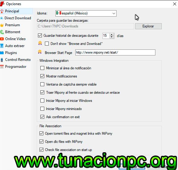 Descarga archivos sin problemas utilizando MiPony