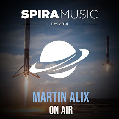 "Martin Alix Unveils New Single ""On Air"""