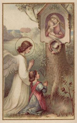 Resultado de imagem para angel catholic